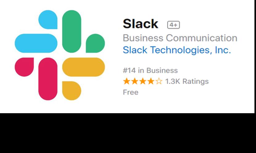 Slack app image